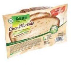 Giuliani Giusto Gran Morbido Pane casareccio gusto delicato senza glutine 380g