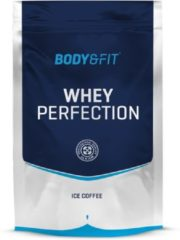 Body & Fit Whey Perfection - Eiwitpoeder / Eiwitshake - 750 gram - Ice coffee milkshake