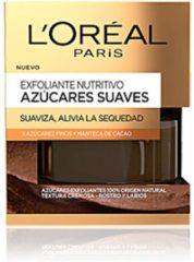 L'Oréal Paris L'Oreal Make Up AZUCARES SUAVES exfoliante nutritivo 50 ml