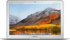 Zilveren Apple Refurbished Apple MacBook Air (Refurbished) - 13.3 inch (33 cm) - Dual Core i5 1.8 - 8GB - 256GB SSD - MacOS 11 Big Sur - C-grade