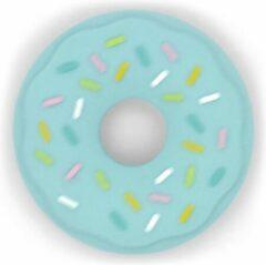 Bijtketting-winkel Donut Bijtketting Kauwsieraad - Turqoise