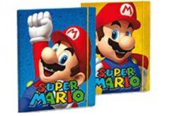 Nobrand Cartellina Portadisegni Super Mario