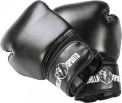 Zwarte Gorilla Sports Bokshandschoenen - 14 Ounce - Ademend textiel