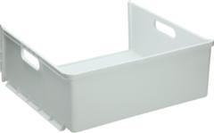 Indesit, Ariston, Hotpoint, Scholtes Schublade (weiß) für Gefrierschrank C00075593, 75593
