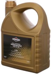 Briggs & Stratton premium langlebiges öl 5l für Rasenmäher 100009S