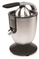 Zilveren Princess Champion Juicer Citruspers 33 x 21,4 cm - Zilver
