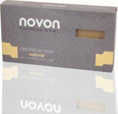 Gele Novon Harsblok - Ontharings Hars - Ontharings Wax - Wax - Voor Wax Apparaat - 500 gram - Naturel