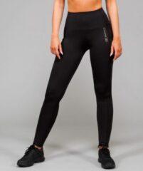 Marrald High Waist Pocket Sportlegging | Zwart - XL dames yoga fitness