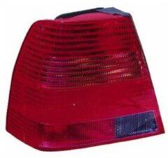 Rode VOLKSWAGEN ACHTERLICHT LINKS ROOD/GEROOKT (HIGHLINE, zonder LAMPHOUDER)
