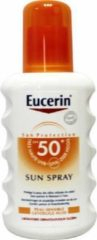 Eucerin Sun Sensitive Protect Spray SPF 50+ Zonnebrandspray - 150 ml