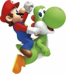 RoomMates Muursticker Mario: 2 vel 46x101 cm