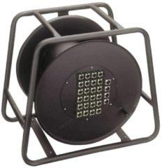 DAP Audio DAP Leeg Stagewiel, 28 XLR chassis Home entertainment - Accessoires