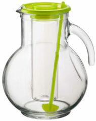Transparante Bormioli Rocco Bormioli Schenkkan Kufra Groen 2 Liter
