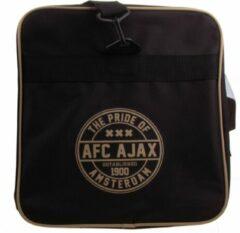 Gouden Ajax sporttas - zwart/wit