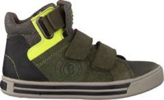 Braqeez Jongens Hoge sneakers Dex Day - Groen - Maat 32