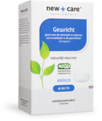 New Care Gewricht - 60 tabletten - Voedingssupplement