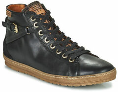 Zwarte Hoge Sneakers Pikolinos LAGOS 901