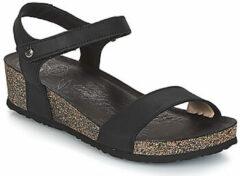 Panama Jack Dames Sandalen Capri B2 - Zwart - Maat 41