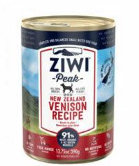 ZIWI Peak Hondenvoer - Hert - Blik - 12 x 390 g