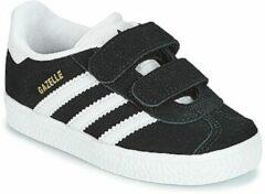 Adidas Originals Gazelle CF I sneakers zwart/wit
