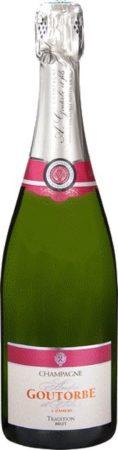 Afbeelding van Andre Goutorbe Brut Tradition 375ml, Champagne, Frankrijk, Mousserende Wijn