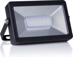 SMARTWARES LED STRALER ZWART SLIMLINE 10W FL1-B10B