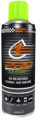 Transparante ProLube Bio Smeerolie / Kettingolie 400ml Spuitbus