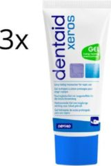 Dentaid Xeros Gel - 3 stuks - Voordeelpakket