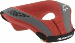 Alpinestars Kinder Neck Protector Sequence Black/Red-S/M