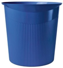 Blauwe Papierbak HAN Loop 13 liter blauw