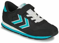 Zwarte Lage Sneakers Hummel REFLEX JR