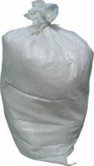 Kelfort Puinzak wit geweven 65 x 100cm 10 stuks (Prijs per pak)
