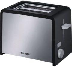 Cloer 3210 eds/sw - Toaster 2 Scheiben 3210 eds/sw, Aktionspreis