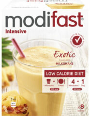 Modifast Intensive Milkshake exotic LCD 8X55G