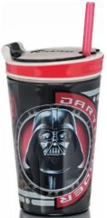 Snackeez Jr. - Darth Vader - Star Wars drinkbeker en lunchbox in 1 - Schoolbeker