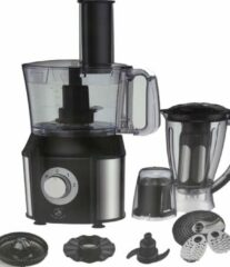 Zwarte Royal Swiss - Foodprocessor 10 in 1 - 550 watt