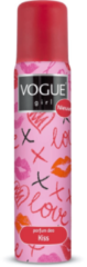 Vogue Girl Parfum Deodorant Kiss (100ml)