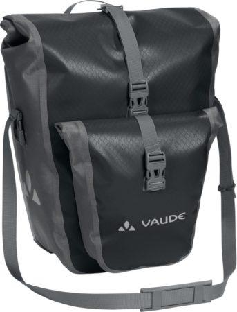 Afbeelding van Zwarte Vaude Aqua Back Plus Waterproof Rear Pannier Bags Pair - Fietstassen