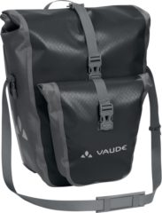 Zwarte Vaude Aqua Back Plus Waterproof Rear Pannier Bags Pair - Fietstassen