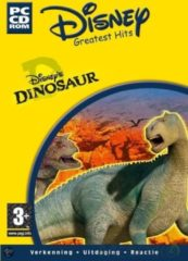 Disney Dinosaur Action Game Windows CD Rom