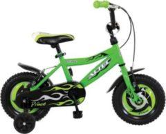 12 Zoll Jungen Fahrrad Hoopfietsen... grün