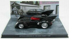 BatMobile Legend Dark Knight 56 Black Metallic