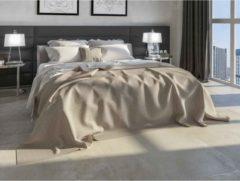 Heckettlane Bedsprei Raphael - 270x260 cm - Taupe