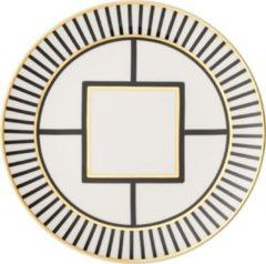 Goudkleurige VILLEROY & BOCH - MetroChic - Ontbijtbord nr.2 22cm