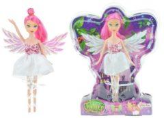 Toitoys Toi-toys Tienerpop Glitterfee Wit 22 Cm