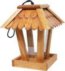 Gardissimo Vogelhaus 22x22x28 cm Kiefer/Eichenoptik