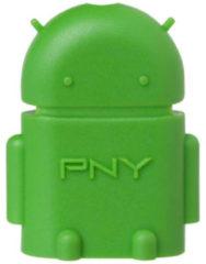 PNY Technologies PNY OTG - Robot adapter - Datenadapter - USB (W) OTG-A2G-EF