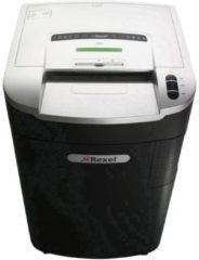 Rexel Mercury RLX20 Papierversnipperaar Cross cut 4 x 40 mm 115 l Aantal bladen (max.): 22 Veiligheidsniveau 4 Ook geschikt voor Paperclips, Nietjes, CDs,