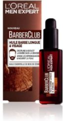 L'Oréal Paris Men Expert Barber Club Baardolie voor baard, snor & gezicht - 30 ml - Limited Movember