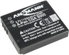 Ansmann Kamera-Akku A-Pan CGA S005 Ansmann bunt/multi